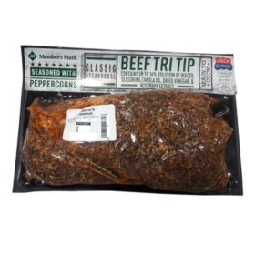 Classic Steakhouse Beef Tri-Tip (priced per pound)