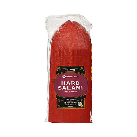 Member's Mark Hard Salami (priced per pound)
