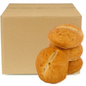 Kaiser Roll, Bulk Wholesale Case (144 ct.)