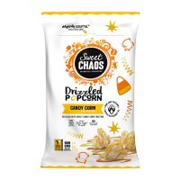 Sweet Chaos Candy Corn Drizzled Popcorn (18 oz.)