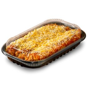Member's Mark Chicken Enchiladas (serves 4)