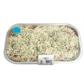 Member's Mark Lasagna Stuffed Shells (priced per pound)