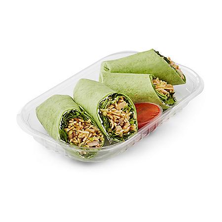Member's Mark Asian Chicken Wrap (serves 4)