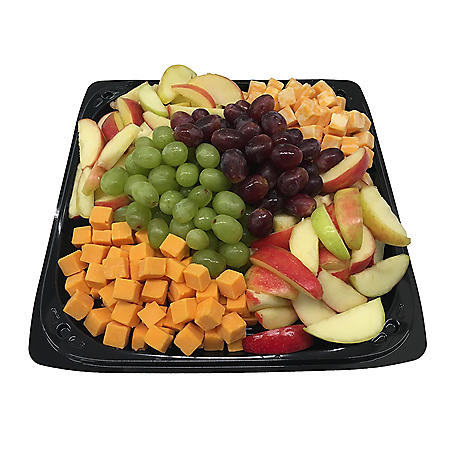 Member's Mark Fruit and Cheese Party Tray with Apples (6.5 lbs.)