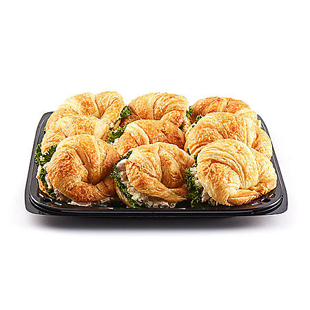 Member's Mark Chicken Salad Sandwich Party Tray (priced per pound)