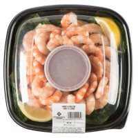 Member's Mark Shrimp Tray with Cocktail Sauce (priced per pound)