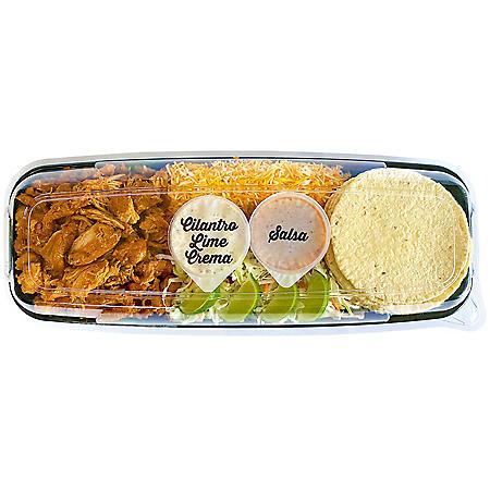Member's Mark Chicken Taco Kit (priced per pound)