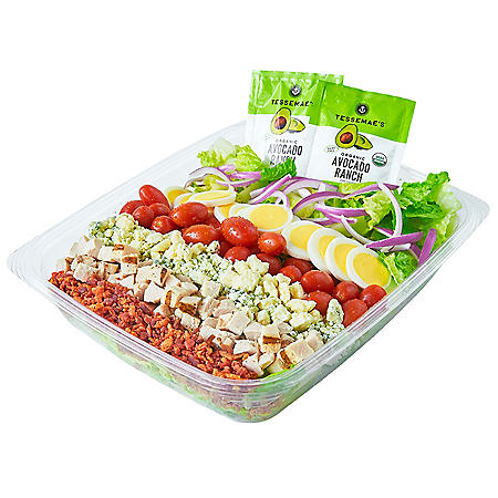 Member's Mark Cobb Salad with Chicken, Meal Kit (priced per pound)