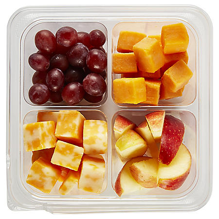 Member's Mark Fruit and Cheese Snack Tray (approx. 12.2 oz.)