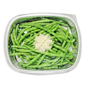 Member's Mark Green Beans with Garlic Butter (price per pound)