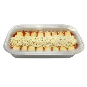 Member's Mark Cheese Manicotti (priced per pound)