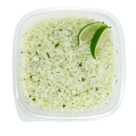 Member's Mark Cilantro Lime Rice, Family Size (priced per pound)