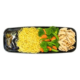 Member's Mark Asian Stir Fry Kit, Family Size (priced per pound)