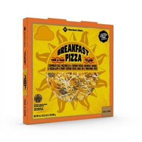 "Member's Mark  Take & Bake 14"" Breakfast Pizza"