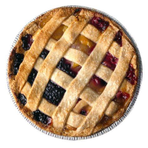 """Artisan Fresh Assorted Sampler Pie - 12"""""""