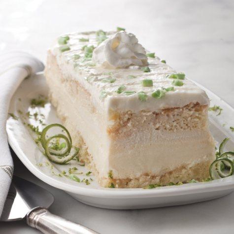 Key Lime Cheesecake Creme Cake