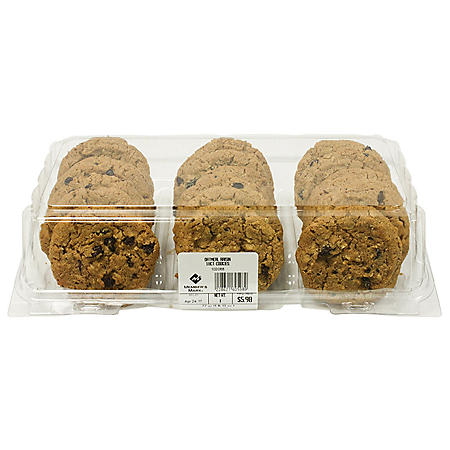 Member's Mark Oatmeal Raisin Cookies (18 ct.)