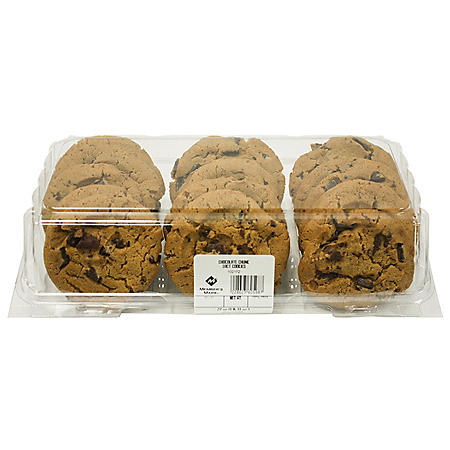 Member's Mark Chocolate Chunk Cookies (18 ct.)