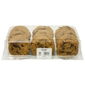 Members Mark Chocolate Chunk Cookies 18
