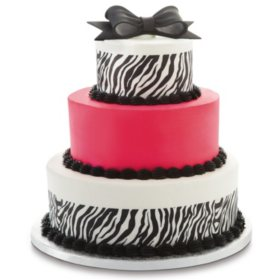 Marvelous 3 Tier White Chocolate Cake With Vanilla Icing Sams Club Funny Birthday Cards Online Fluifree Goldxyz