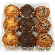 Daily Chef Variety Pack Muffins (9 ct.)
