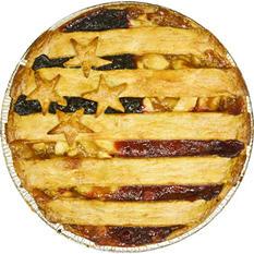 Stars and Stripes Sampler Pie (12 in.)
