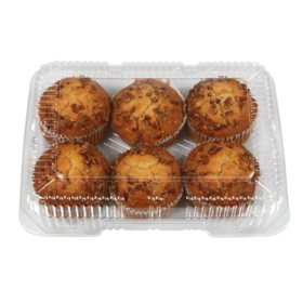 Member's Mark Banana Nut Muffins (6 ct.)