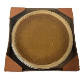 "Member's Mark 12"" Pumpkin Pie (58 oz.)"