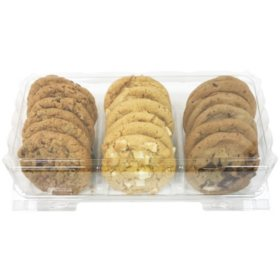 Member's Mark Cookies Variety Pack (18 ct.)