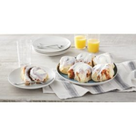 Member's Mark Deluxe Cinnamon Rolls with Real Cream Cheese Icing (6 ct.)
