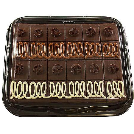 Member's Mark Gourmet Brownie Platter (56 oz.)