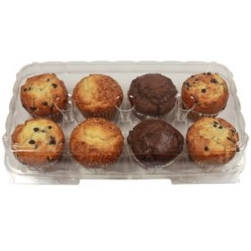 Member's Mark Variety Pack Muffins (5.4 oz., 8 ct.)