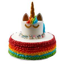 Member's Mark 2 Tier Unicorn Cake