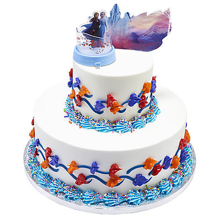 Member's Mark Disney Frozen Tier Cake