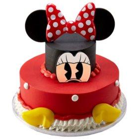 Amazing Members Mark 2 Tier Mickey Or Minnie Cake Sams Club Funny Birthday Cards Online Fluifree Goldxyz