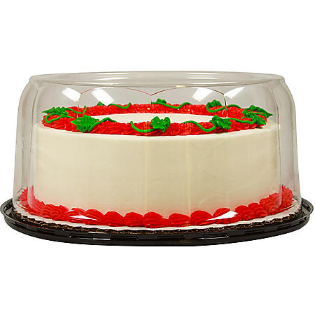 "Member's Mark 10"" Aloha Cake with Regular Icing"