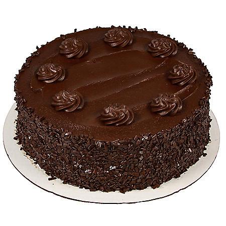 "Member's Mark 10"" Chocolate Dessert Cake"