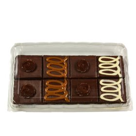 Member's Mark Iced Brownies (24 oz.)