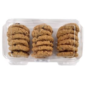 Member's Mark Oatmeal Raisin Cookies (18 ct.)