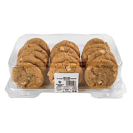 Member's Mark Macadamia Nut Cookies (18 ct.)