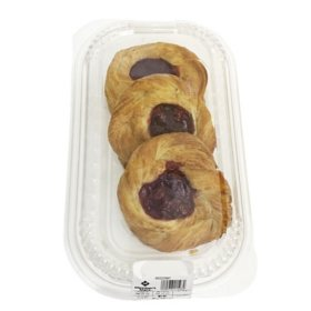Member's Mark All Butter Cherry Danish (3 ct.)