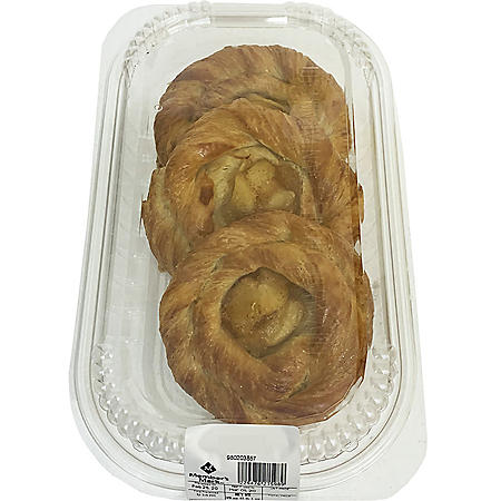 Member's Mark All Butter Apple Danish (3 ct.)