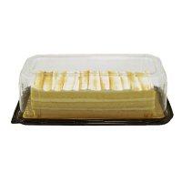Member's Mark Lemon Meringue Bar Cake (41 oz.)