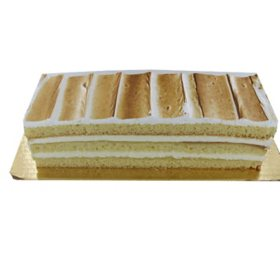 Member's Mark Lemon Meringue Bar Cake (41 oz.)