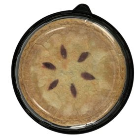 "Member's Mark 10"" Cherry Lattice Pie"