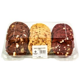 Member's Mark Holiday Cookie Tray, Assorted (18 ct.)