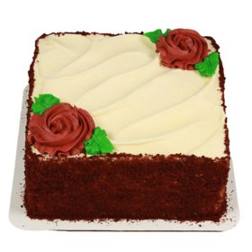 Member's Mark Square Red Velvet Cake (79 oz.)
