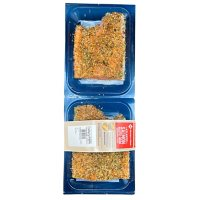 Member's Mark Fresh Atlantic Salmon  Fillet with Rustic Herb Seasoning (priced per pound)
