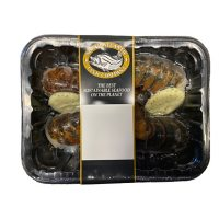 North Atlantic Fish Company Lobster Tails with Garlic-Parmesan Butter (12-18 oz.)