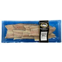 Farm Raised Boneless Rainbow Trout Fillet, Skin-on (priced per pound)